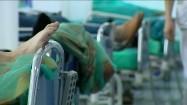 Pacjenci w szpitalu