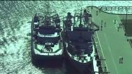 Okręty wojenne w gdyńskim porcie