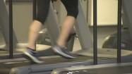Bieganie na bieżni treningowej