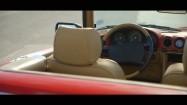 Mercedes-Benz 560 SL Cabrio - wnętrze