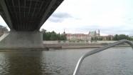Zamek Królewski w Warszawie - widok od strony Wisły