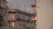Budynki mieszkalne w Neapolu