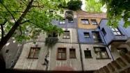 Budynek Hundertwasserhaus w Wiedniu