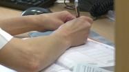 Wypełnianie dokumentacji medycznej