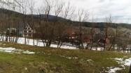 Wieś w górach