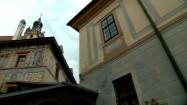 Stare Miasto w miejscowości Czeski Krumlov