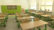Sala lekcyjna w szkole