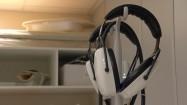Słuchawki ochronne w pracowni rezonansu magnetyczngo