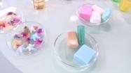 Kolorowe mydełka