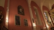 Wnętrze konkatedry św. Jadwigi Śląskiej w Zielonej Górze