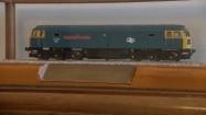 Model lokomotywy