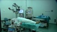Pacjent na sali operacyjnej