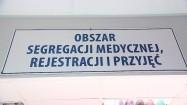 Szpitalny Oddział Ratunkowy - izba przyjęć