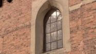 Okno Zamku Kapituły Warmińskiej w Olsztynie