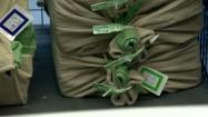 Worki z pieniędzmi