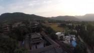 Chiny - klasztor Szaolin
