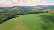Krajobraz Bieszczad