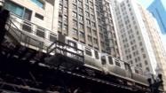 Metro w Chicago