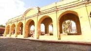Plac Tanque la Union w Antigua Guatemala