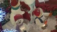 Świąteczne bałwanki