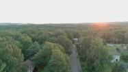 Krajobraz stanu Nowy Jork