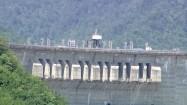 Tama na rzece Inguri w Gruzji