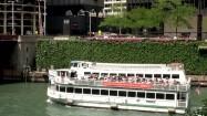 Prom turystyczny w Chicago