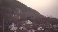 Miasto Bergen w Norwegii