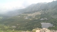 Dolina w Tatrach