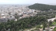 Panorama Aten - widok z Akropolu