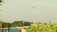 Samolot pasażerski w locie