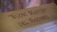 """Tabliczka """"Nuovi Martiri del Nazismo"""""""