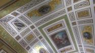 Sufit w Palazzo Spadaro w Scicli