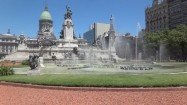 Plac Kongresowy w Buenos Aires