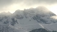 Pochmurny dzień w Tatrach