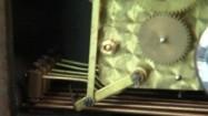 Mechanizm zegara wahadłowego