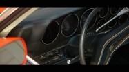 Ford Gran Torino - deska rozdzielcza