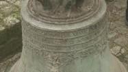 Zabytkowy dzwon z Kołbaskowa