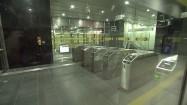 II linia metra w Warszawie - stacja Dworzec Wileński