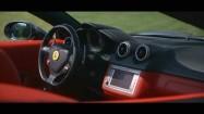 Ferrari - deska rozdzielcza