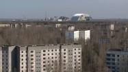 Prypeć i elektrownia w Czarnobylu