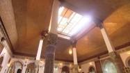 Wnętrze pałacu w Fezie