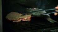 Grillowana wołowina i ryba