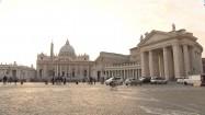 Plac św. Piotra w Watykanie