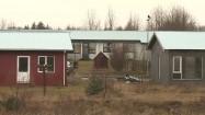 Islandzkie domy