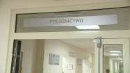 Oddział położniczy w szpitalu