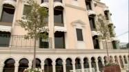 Budynek w Monako