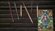 Plemię Mosuo - wnętrze domu