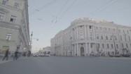 Ruch uliczny w Moskwie