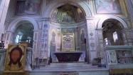 Ołtarz w bazylice św. Bartłomieja w Rzymie